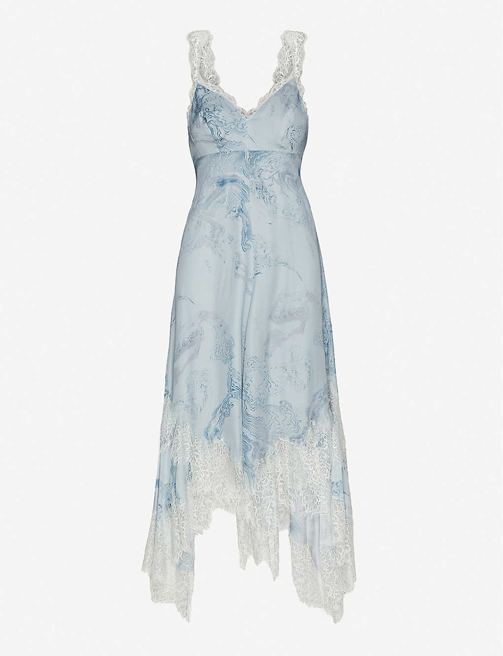 ALLSAINTS WOMENS Skylar Hatsukoi Dress