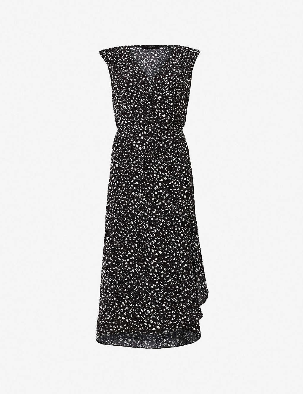 96ba34947d26 ALLSAINTS - Krystie Pippa floral print dress | Selfridges.com