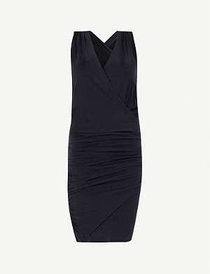 ALLSAINTS Nirman crepe dress