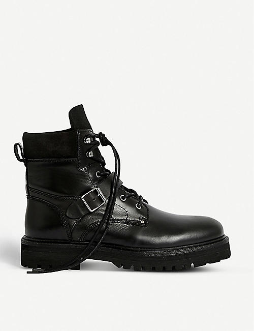 ALLSAINTS Paulina leather boots