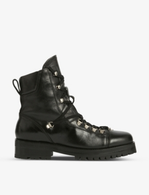 ALLSAINTS Franka leather boots