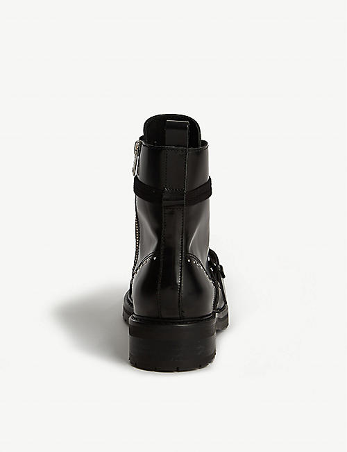 ALLSAINTS Dayna leather boots