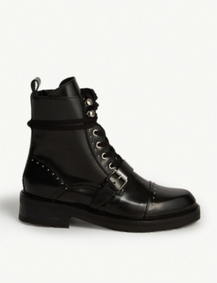 ALLSAINTS Dayna hiking boots