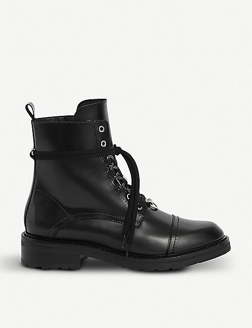ALLSAINTS Lira leather boots