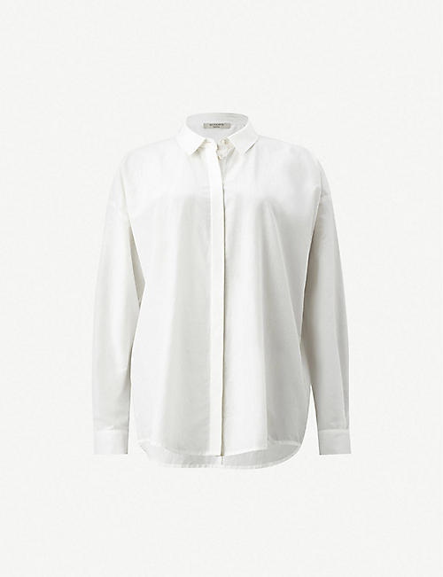 2df0852760a6c Shirts   blouses - Tops - Clothing - Womens - Selfridges