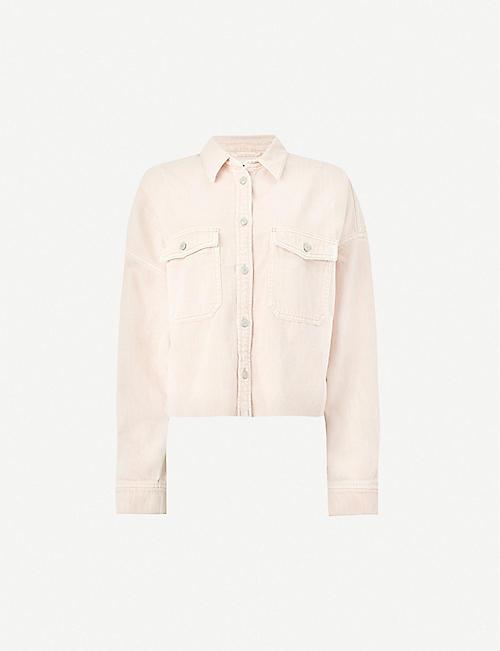 5325b76b60e8 Denim - Clothing - Womens - Selfridges | Shop Online