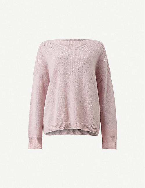 4c880c7fe ALLSAINTS - Knitwear - Clothing - Womens - Selfridges