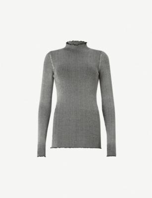 Allsaints Womens Selfridges Shop Online