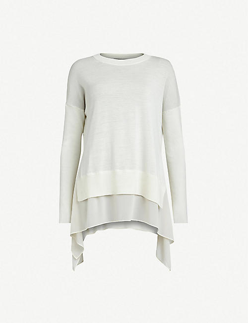 cc1942f4a ALLSAINTS - Knitwear - Clothing - Womens - Selfridges