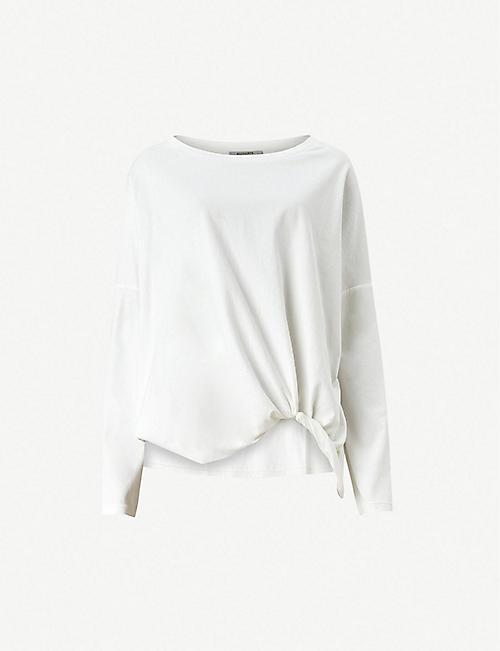 afec75465f ALLSAINTS - Tops - Clothing - Womens - Selfridges