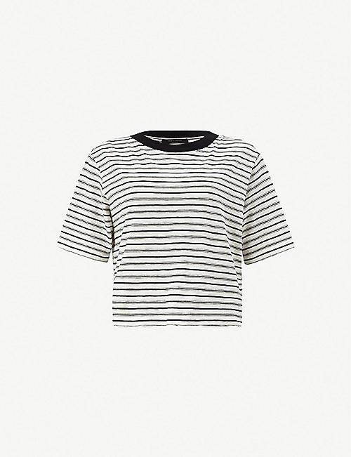 08b863967 T-shirts & Vests - Tops - Clothing - Womens - Selfridges   Shop Online