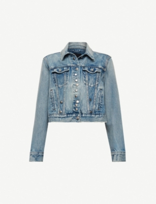 ALLSAINTS Lexi denim jacket