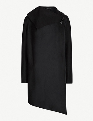 ALLSAINTS City Monument wool-blend coat