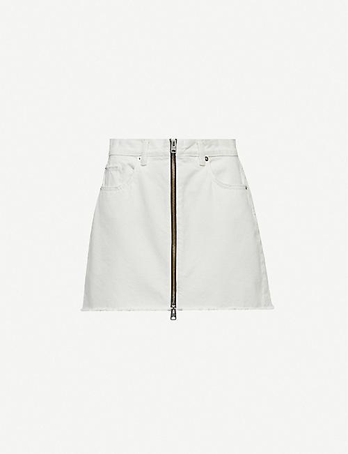 9ae95f7ae Denim skirts - Denim - Clothing - Womens - Selfridges | Shop Online