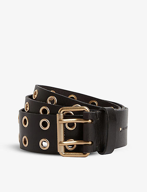 ALLSAINTS: Iryna leather belt