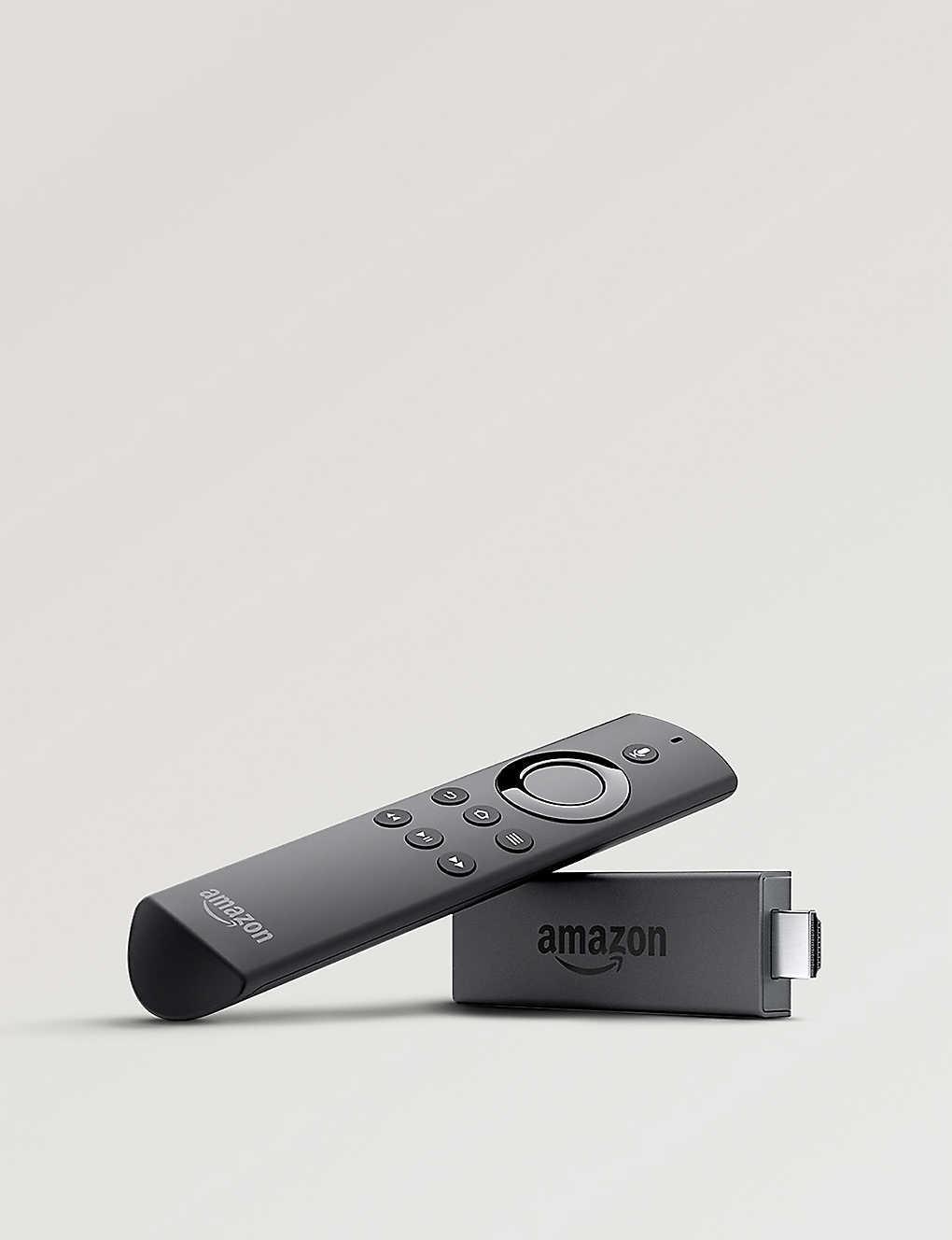AMAZON - Fire TV stick with alexa voice remote | Selfridges com