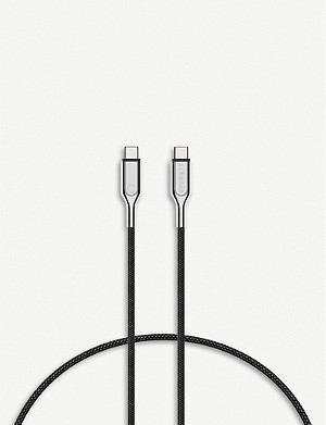 CYGNETT USB-C to USB-C 1m Braided Cable