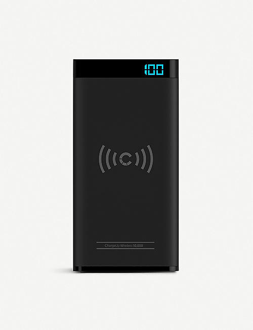 CYGNETT ChargeUp Swift 10K wireless power bank
