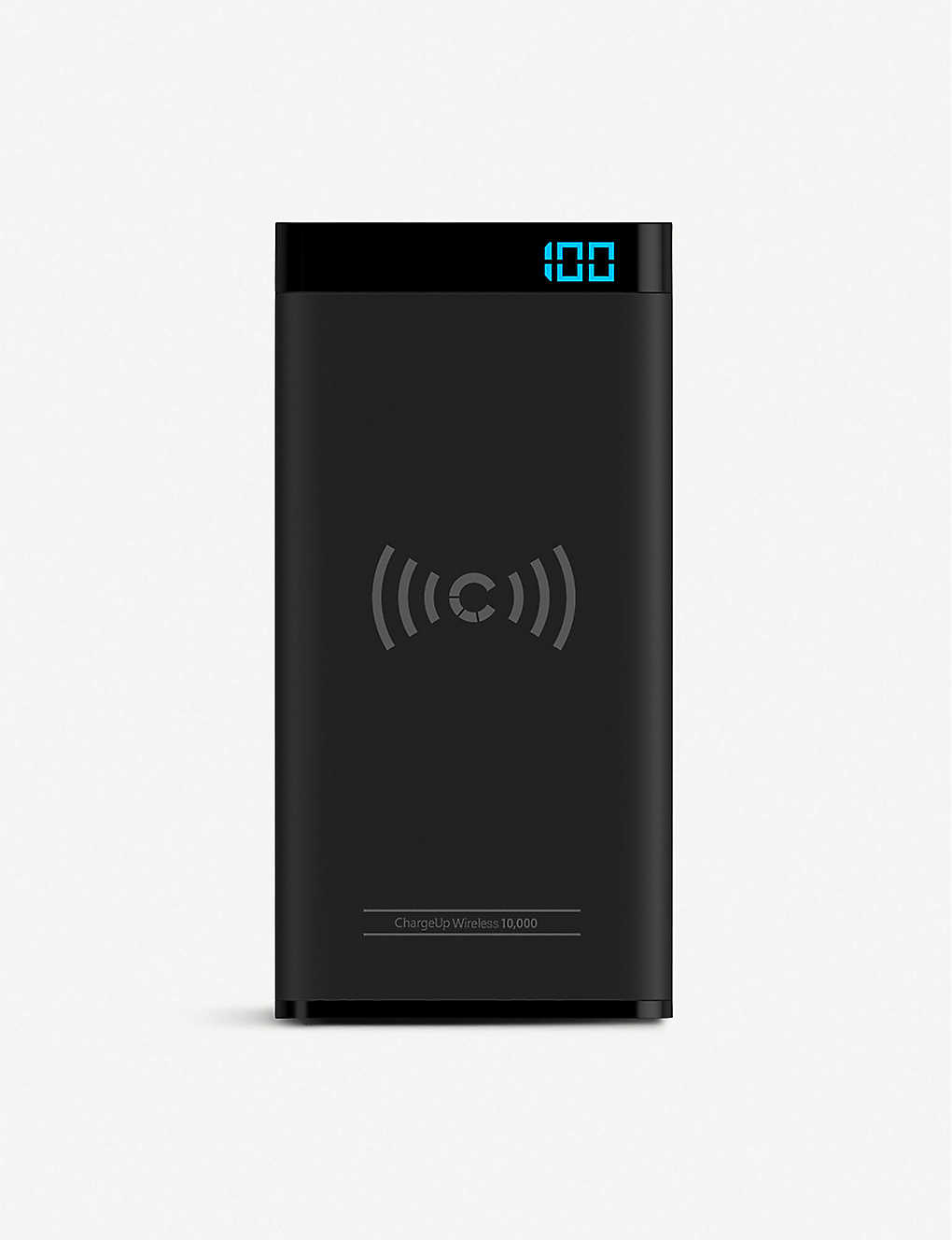 CYGNETT: ChargeUp Swift 10K wireless power bank