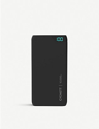 CYGNETT: ChargeUp Boost 10K portable power bank