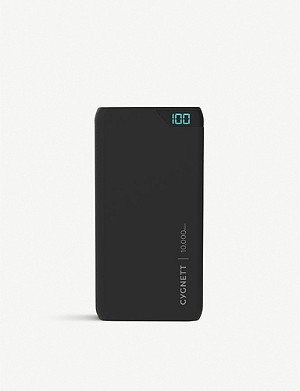 CYGNETT ChargeUp Boost 10K portable power bank