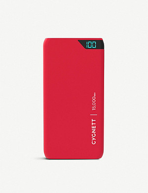 CYGNETT ChargeUp Boost 15K portable power bank