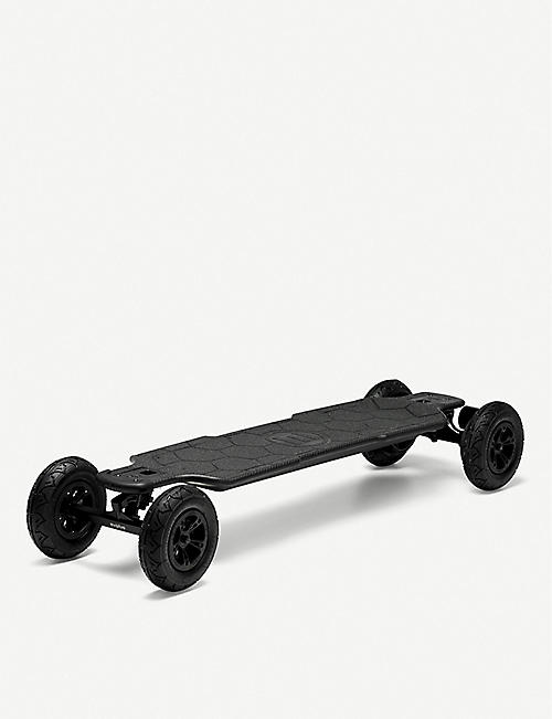 EVOLVE SKATEBOARDS: GTR Carbon Series electric skateboard