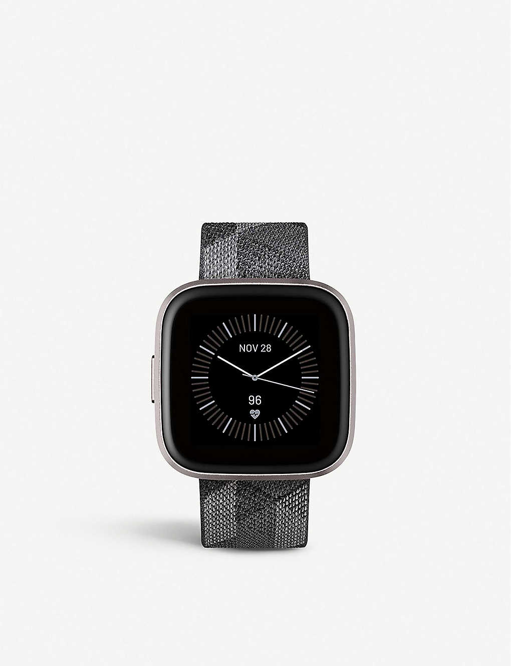 FITBIT: Versa 2 Special Edition Health and Fitness Smartwatch