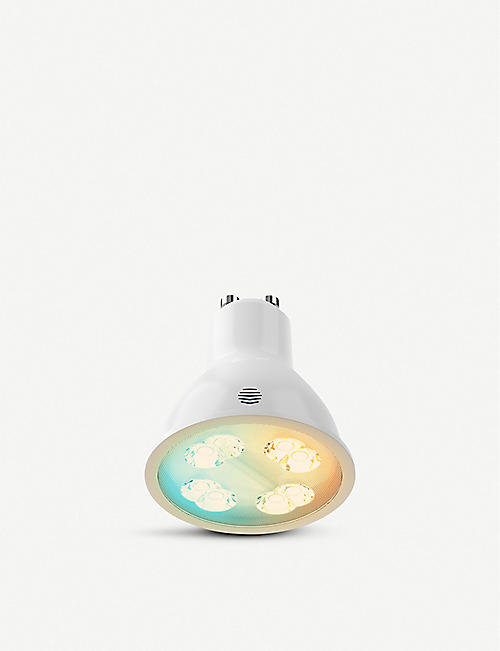 HIVE Hive Light Cool to Warm White Smart GU10 Bulb