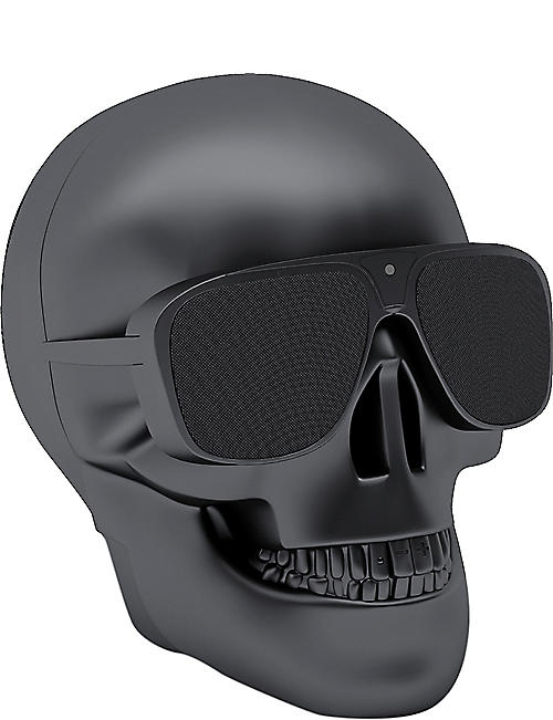 JARRE: AeroSkull Nano Bluetooth speaker dock