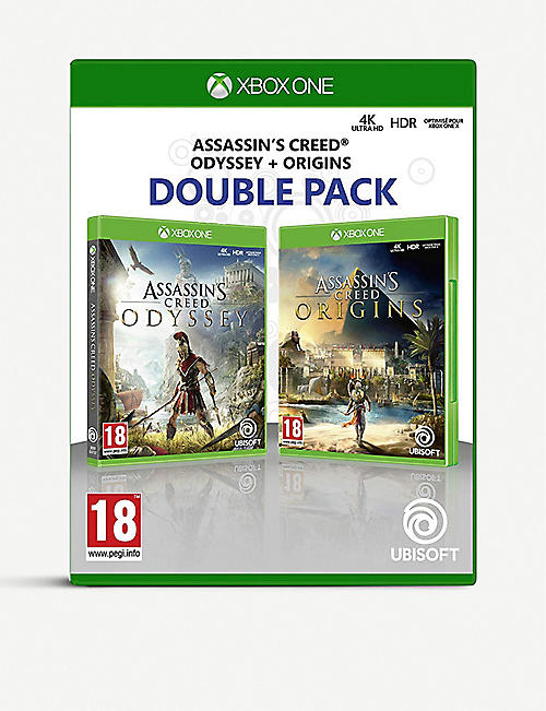 MICROSOFT: Assassin Creed Odyssey and Assassin Creed Origins Xbox One