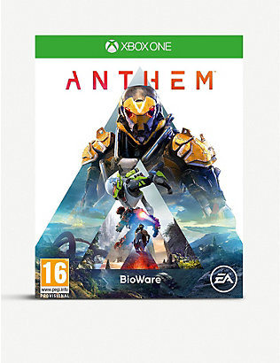 MICROSOFT:Anthem Xbox One 游戏