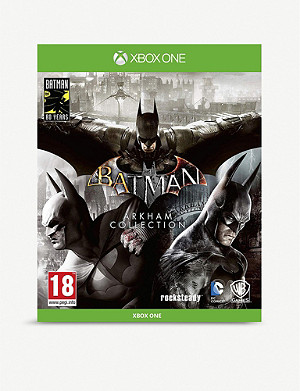 MICROSOFT Batman Arkham Collection Steelbook Edition Xbox One