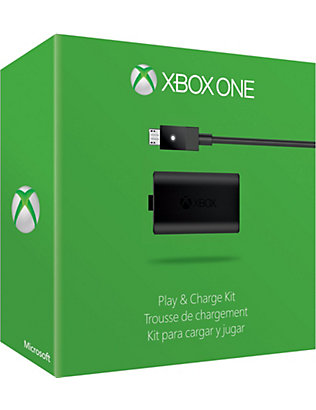 MICROSOFT: Xbox One Play and Charge kit