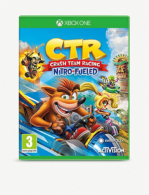 MICROSOFT Crash Team Racing Nitro-Fueled Xbox One