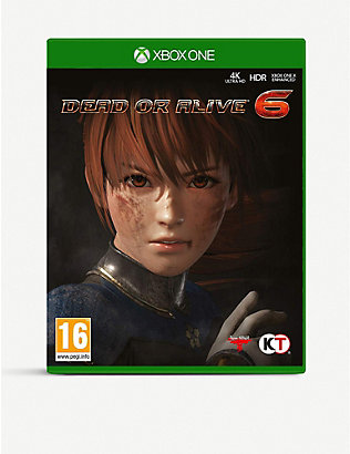 MICROSOFT: Dead or Alive 6 Xbox One