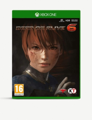 MICROSOFT Dead or Alive 6 Xbox One 游戏