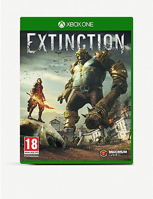 MICROSOFT: Extinction Xbox One Game