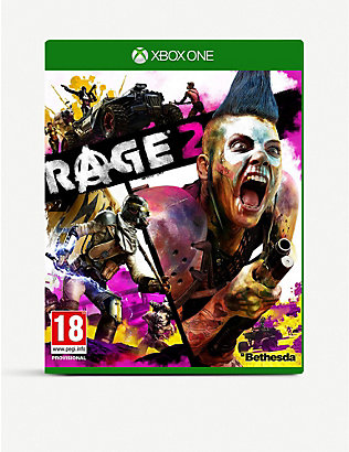 MICROSOFT: RAGE 2 Xbox One game