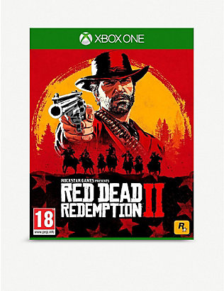 MICROSOFT: Red Dead Redemption 2 Xbox One game