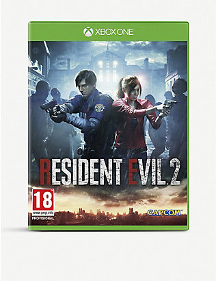MICROSOFT: Resident Evil 2 Xbox One Game
