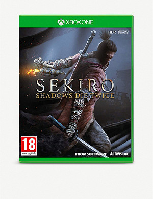 MICROSOFT Sekiro Shadows Die Twice Xbox game
