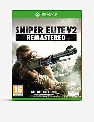 MICROSOFT Sniper Elite V2 Remastered Xbox One game