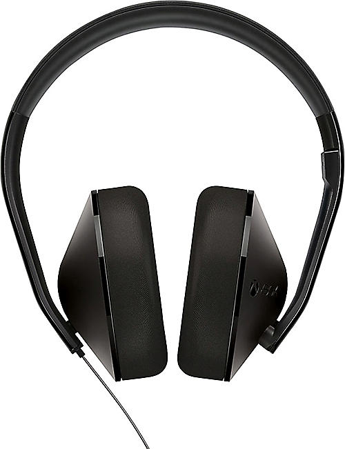 MICROSOFT: Xbox One Second Edition Stereo Headset