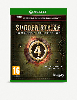 MICROSOFT Sudden Strike 4 Complete Collection Xbox One