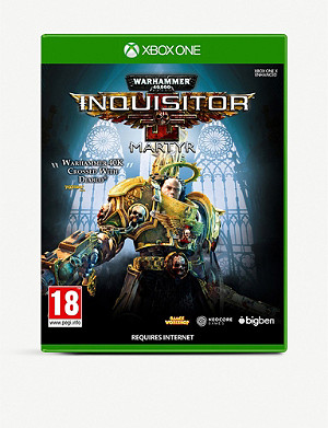 MICROSOFT Warhammer 40K Inquisitor Martyr Xbox One Game