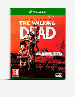 MICROSOFT: The Walking Dead Final Season Xbox One