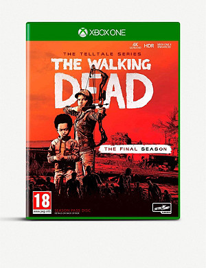 MICROSOFT The Walking Dead Final Season Xbox One