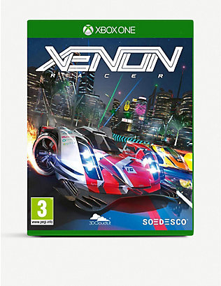 MICROSOFT: Xenon Racer Xbox One game