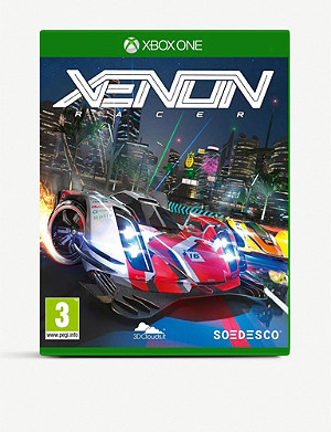 MICROSOFT Xenon Racer Xbox One game